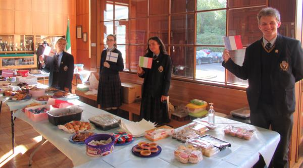 International Languages Day Bake Sale