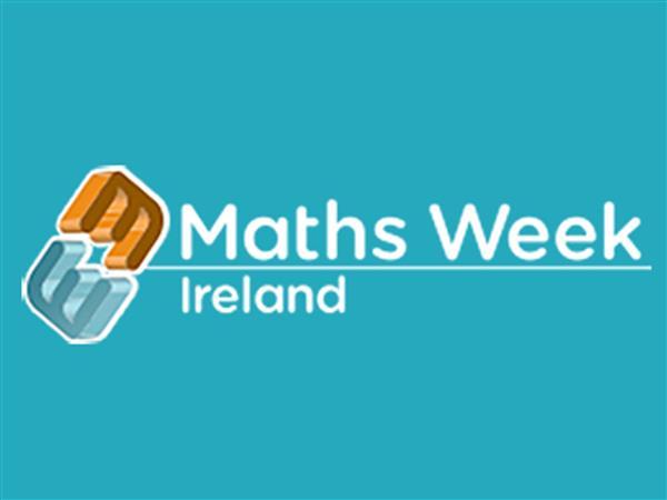 Maths Week Gormanston 18th - 22nd Oct